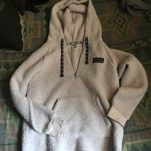 Pull over sweater from pink